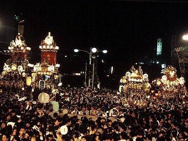 熊谷うちわ祭【2020年諸行事を自粛・社殿において神事のみを少人数の関係者だけで実施】