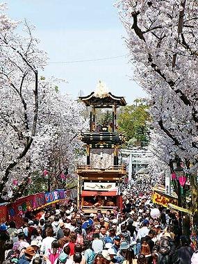 第387回犬山祭【2021年車山行事を中止。4日に神事のみ執行】