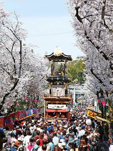 【2020年車山行事等 開催中止】第386回犬山祭