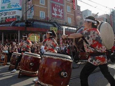 第70回おはら祭【2021年開催時間を短縮、総踊りを中心とした祭りとして開催※要HP確認】
