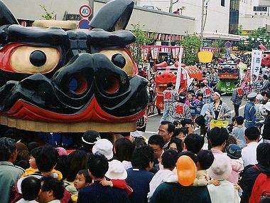 酒田まつり(山王祭)