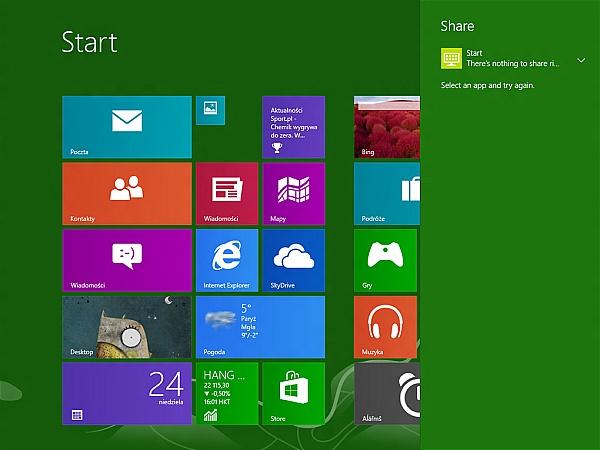 Bản Build Windows Blue đã xuất hiện, cho phép tải về 8