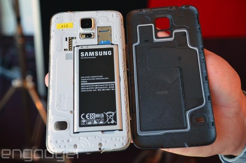 Galaxy S5 chính thức ra mắt: Màn hình 5,1 inch, máy quét vân tay, cảm biến đo nhịp tim