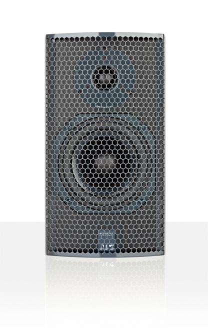 ATC SCM7 Black loudspeaker with Grill
