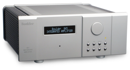 865 integrated Amplifier boulder