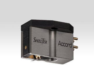 Shelter Accord MC phono cartridge