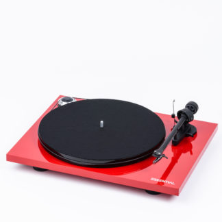 Pro-Ject Essential III Phono Red
