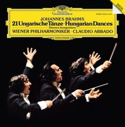 Johannes brahms hungarian dance