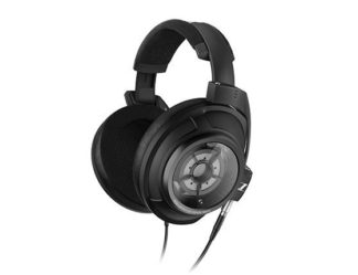 sennheiser hd 820 over ear headphones side