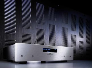 Audionet DNP Network preamplifier front