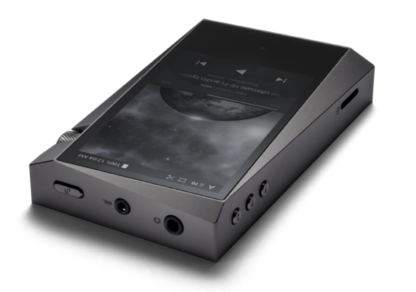 Astell and kern A&Norma SR15 top
