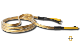 Analysis plus gold cable