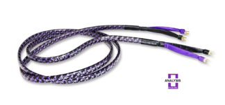 Analysis plus crystal cable
