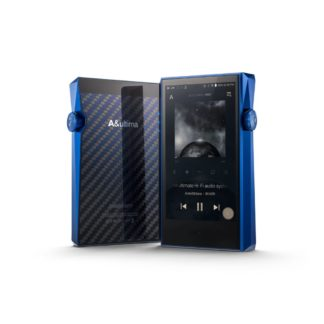 astell and kern sp1000m back and front
