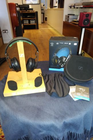 Sennheiser momentum over ear wireless ex demo
