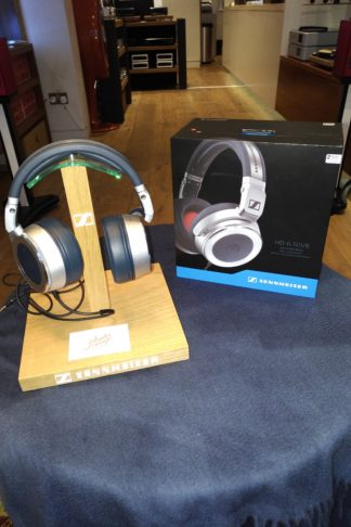 sennheiser hd 630vb over ear headphones ex demo