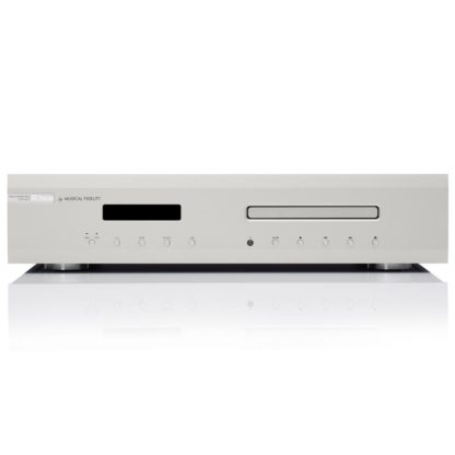 Musical fidelity M3sCD Front-Silver