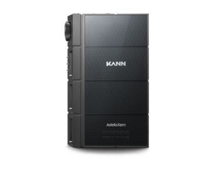 astell and kern kann cube back