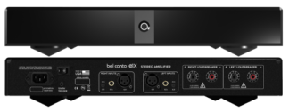Bel canto e1x stereo amplifier