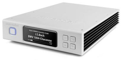 Aurender N100SCside front