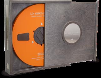 Hemiolia records AO AMIGO GUINGA special edition
