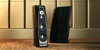 Rockport Cygnus Speakers front
