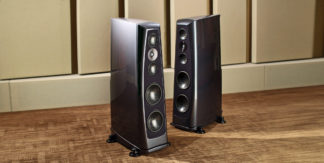 Rockport Lyra Speakers Front