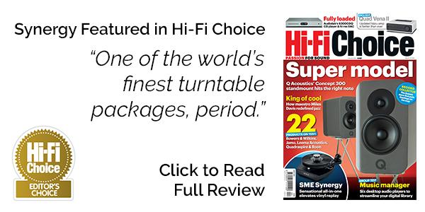 diamond series synergy review hifi choice