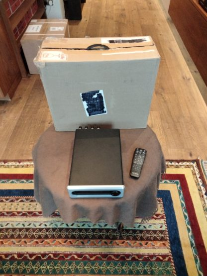 bel canto c5i ex demo with box
