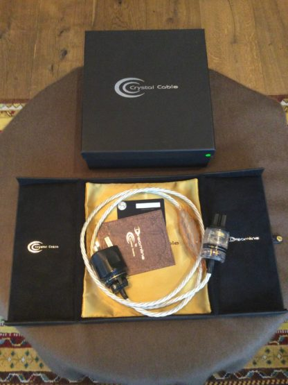 Crystal Cable Dreamline 1 piece 1.5 meters AC-UK IEC