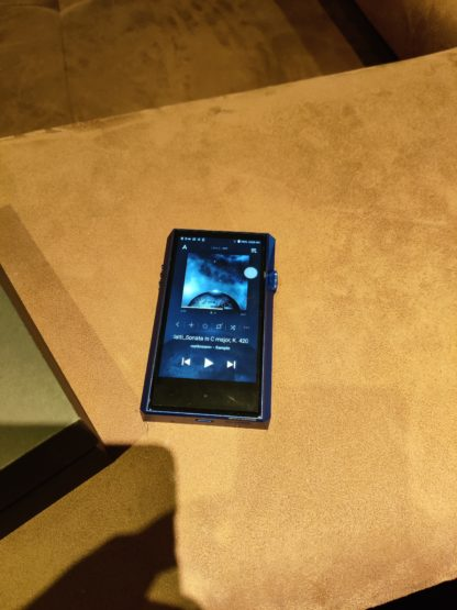 astell and kern sp1000m ex demo blue 5