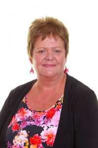 Angie Greenaway, Support Staff