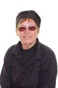 Carol Gregory, Kitchen Staff