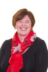 Jane Horne, Gallery Trust Head of Shared Services