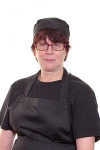 Nadine Comiskey, Kitchen Staff