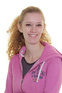 Katie Hunston, Support Staff