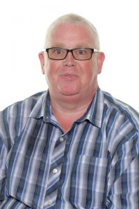 David Greenwell, ICT Technician