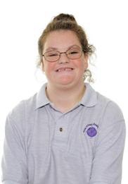 Hayley Evans - Deputy Head Girl