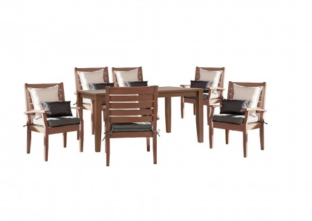 Cypress Outdoor Dining Set