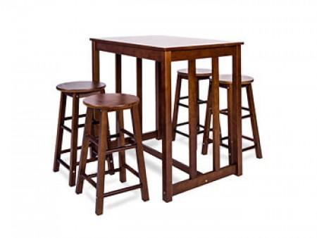 Edward Kitchen Counter-Height Dining Set
