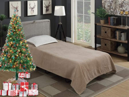 Christmas Tree and Holiday Bed Package