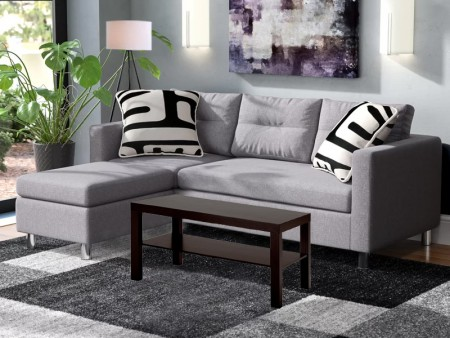 Grayland Living Room Rental Furniture Set