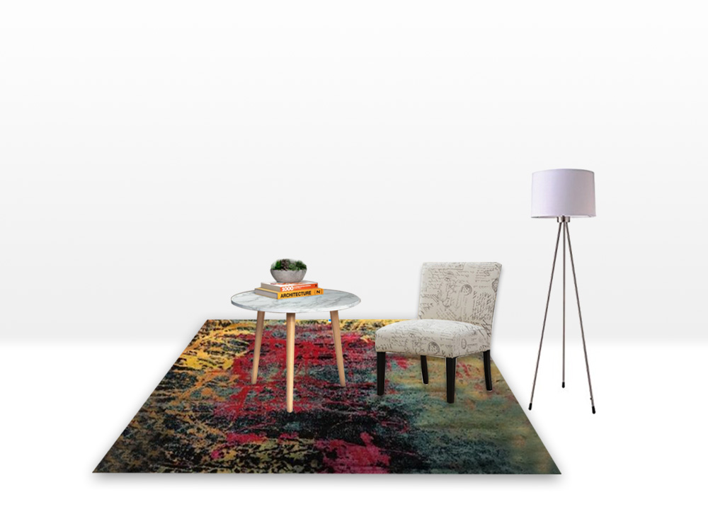 Soco Living Room Coffee Table and Chair