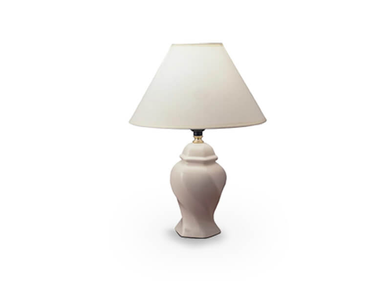 ivory lincoln table lamp