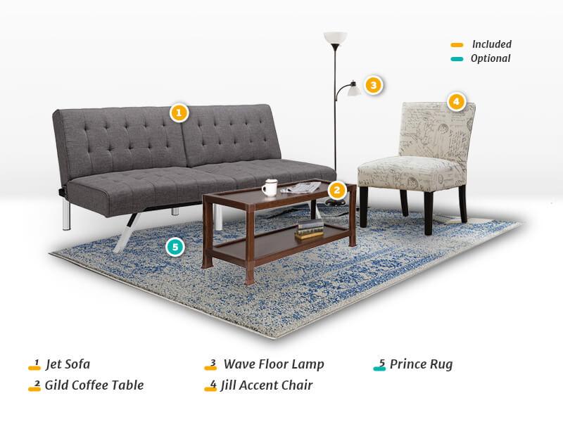 Livingroom Zen 2