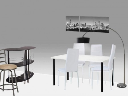 Pearl Dining Set