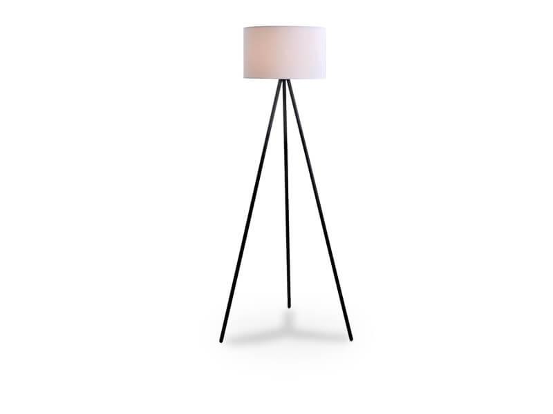 Black Wolf Floor Lamp 1