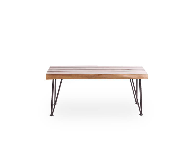 Brown Guile Coffee Table 1