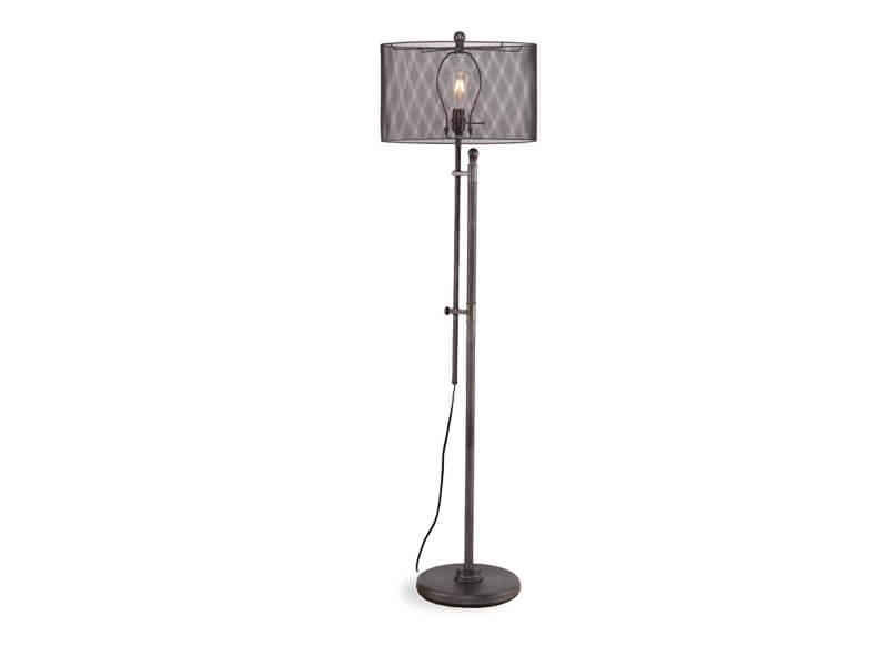 Brown Uber Floor Lamp 1
