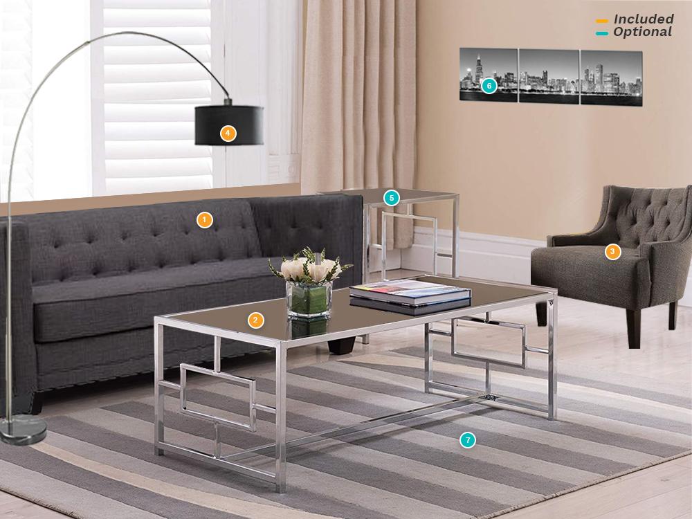 Rent Jay Living Room